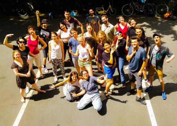 Photo de groupe / Familienfoto LIBER